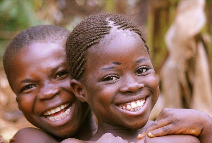 afrikaanse kinderen -