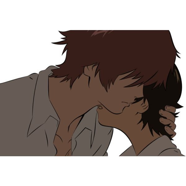 Safebooru - Anime picture search engine! - konno makoto mamiya chiaki... ❤ liked on Polyvore featuring anime and anime couples