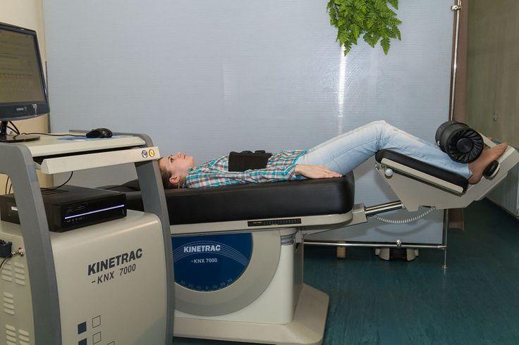 Представляем роботизированный декомпрессионный комплекс Kinetrac-KNX7000. В Санкт-Петербурге в РНИИТО им. Р.Р. Вредена в 2011 году были успешно проведены испытания и получены отличные результаты в консервативном лечении пациентов с заболеваниями позвоночника, отработана и адаптирована для российских пользователей методика применения аппарата.
