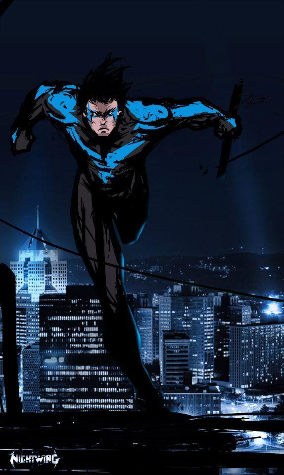 Nightwing - Adnan Ali