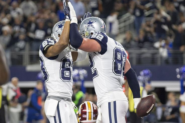 Cowboys vs. Washington 2017 live results: Score updates and highlights from 'Thursday Night Football'