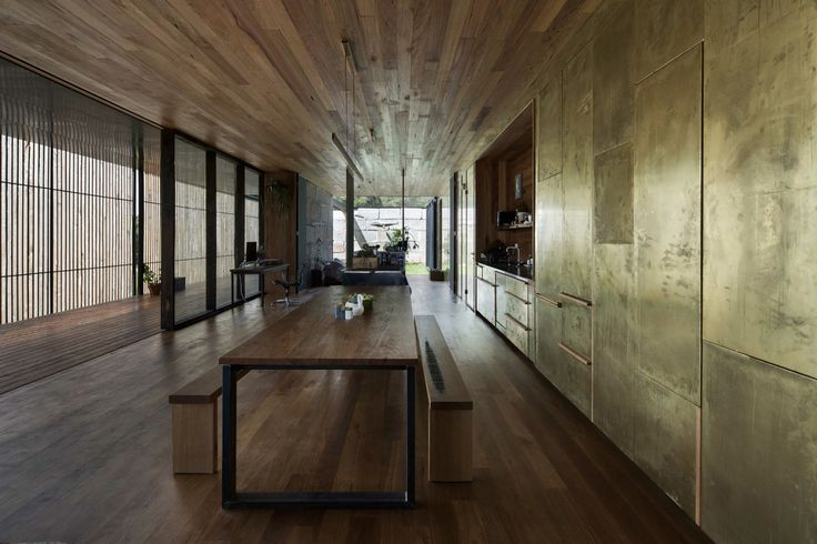 SawMill House by Archier Studio | Posted by CJWHO.com