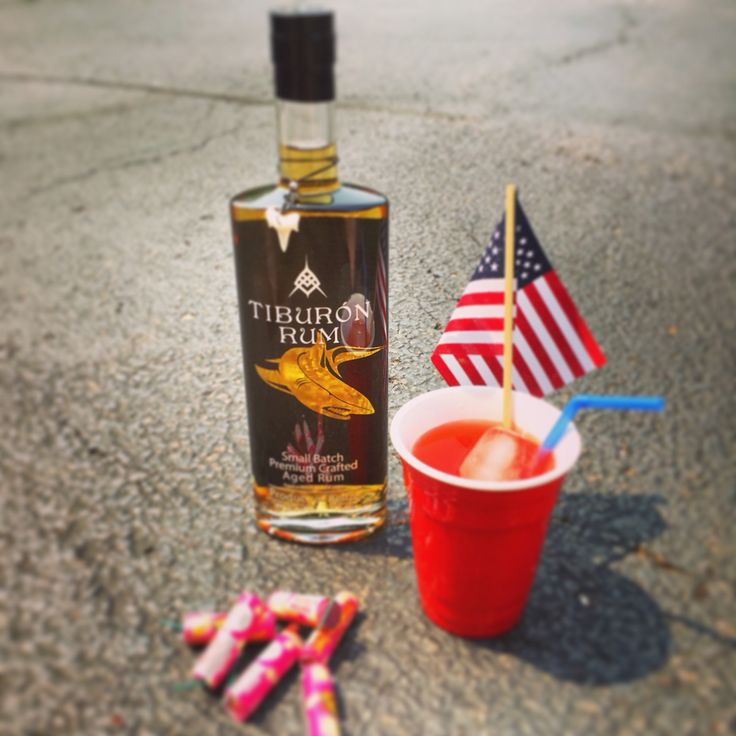 Happy 4th of July from Tiburon Rum !!