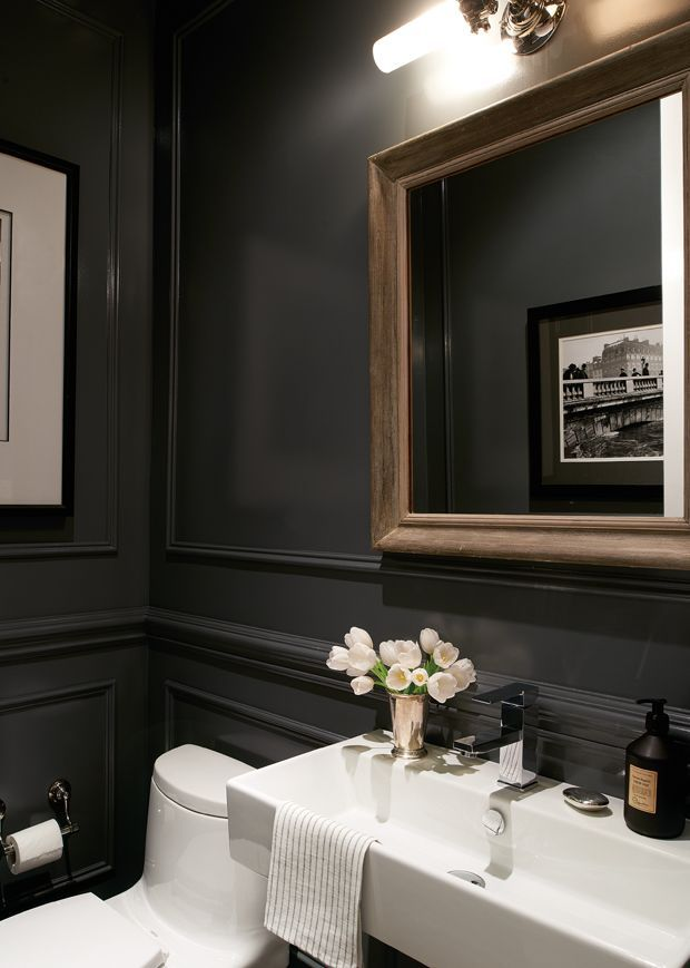 Create Coziness By Painting Walls Trim And Ceilings In The Same Color Home Interior Design Top Bathroom Design Home
