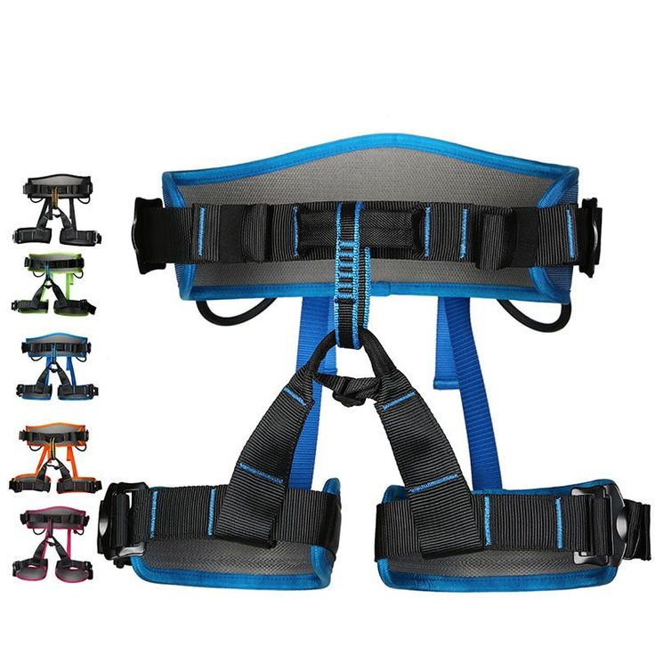 compare prices rock camping safety belt harnesses for rock climb outdoor expand training aerial half #safety #training #campingsafety