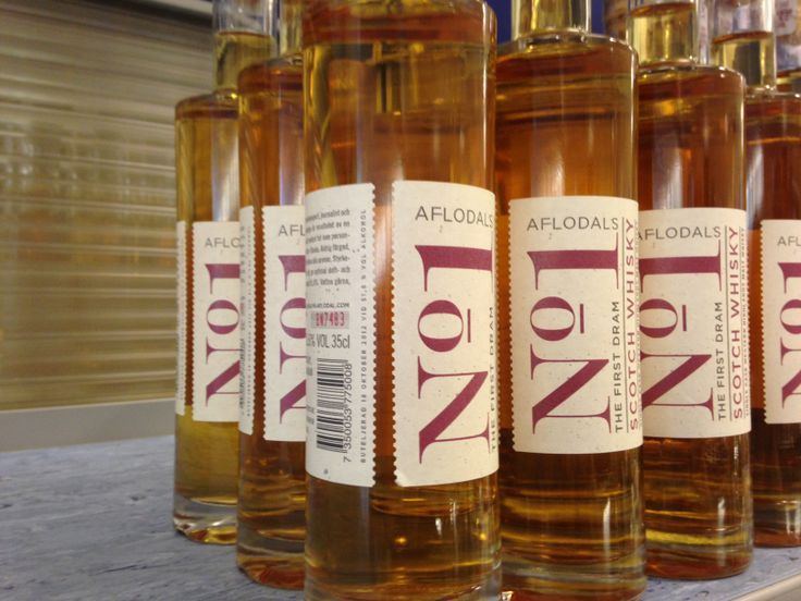 Aflodals Whisky