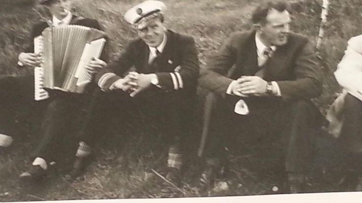Til Minne om min Pappa Arne Reidar Larsen 18.11.1932 liv