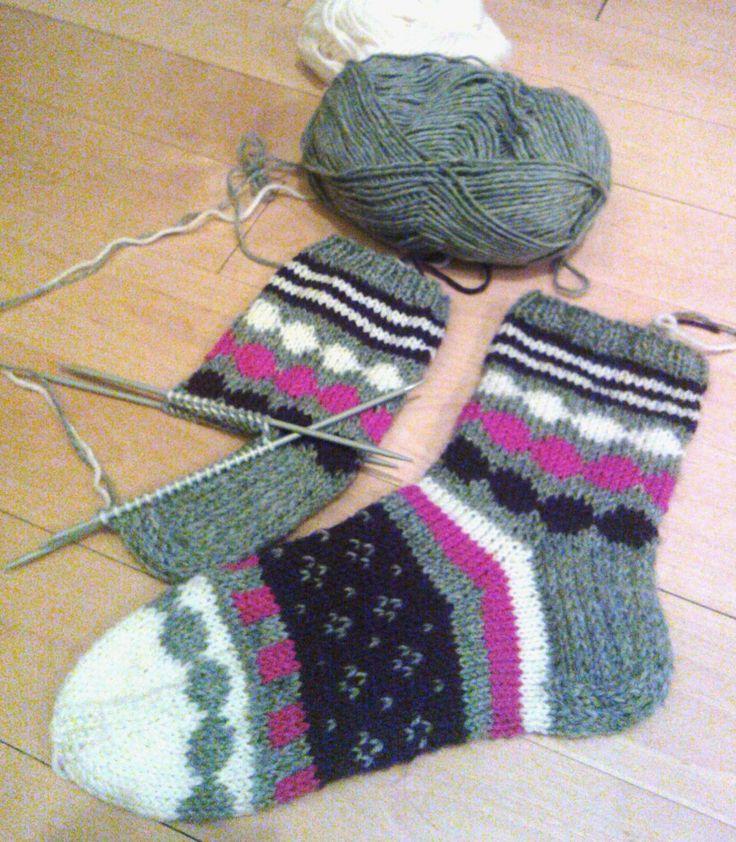 Socks by memmu