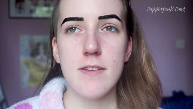 Etude House Tint My Brows Gel Demo + Review | Quest for Long-lasting Eyebrows | Copper Pink