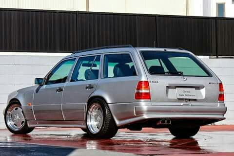 77 best w124 t images on pinterest mercedes benz for Mercedes benz e500 station wagon