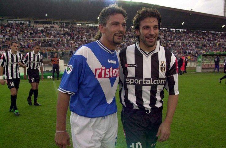 Baggio / Del Piero