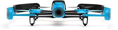 Back in stock Parrot BeBop Drone 14 MP Full HD 1080p Fisheye Camera Quadcopter (Blue)