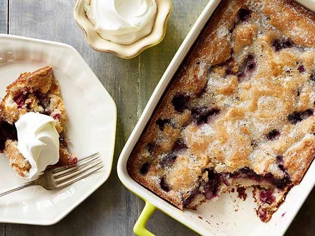 The Pioneer Woman's Blackberry Cobbler is an easy five-ingredient dessert that will wow the whole family. Top it with whipped cream or ice cream--or both!