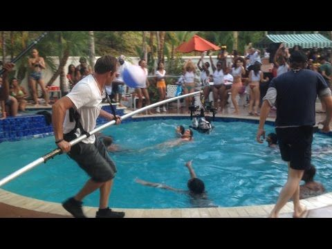 How they did the pool shot in Straight Outta Compton #Videography
