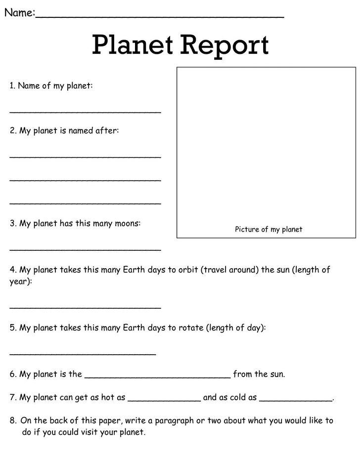 2nd Grade Science Worksheets Science Worksheets for Grade ...