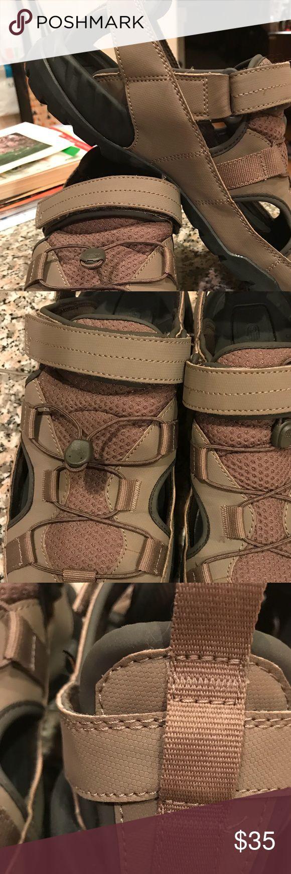 Teva men's sandals Teva men's sandals, model: Forebay 2, in walnut color. Size 12M Teva Shoes Sandals & Flip-Flops