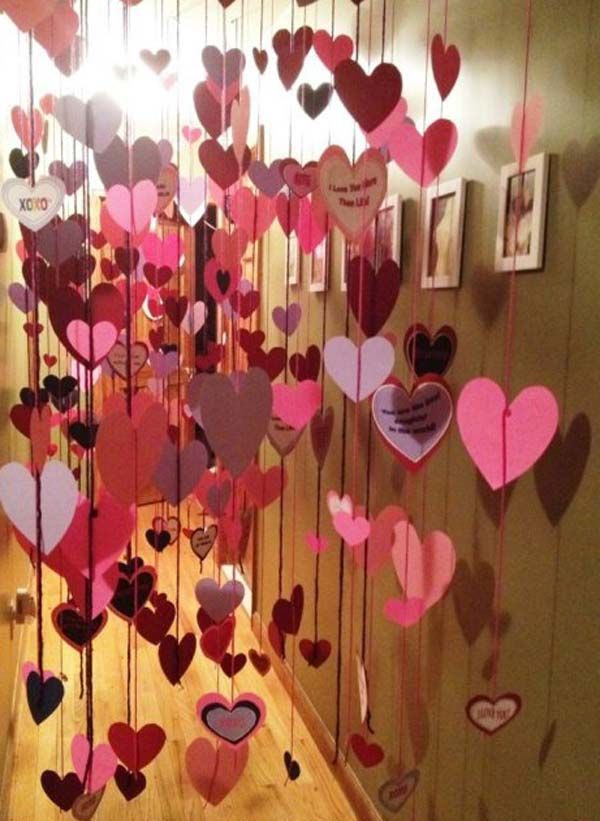 32 Easy and Cute Valentines Day Crafts Can Make Just One Hour. 25  unique Romantic surprise ideas on Pinterest   Valentines ideas