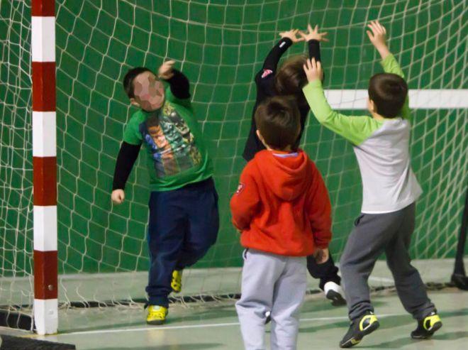 El 12 % de los niños españoles no realiza ejercicio físico. http://www.farmaciafrancesa.com