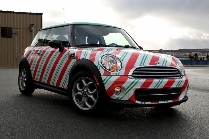 #Holiday Vehicle Wrap www.speedproeastpa.com