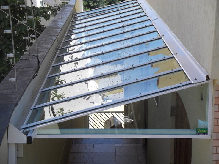Image result for pasillos con techos transparentes
