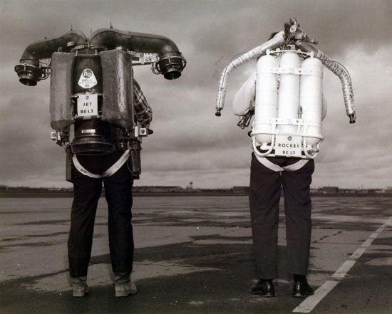 Rocket Belts and Jet Belts #future