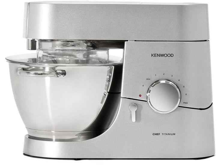 Kenwood KMC050 Chef Titanium- ElectroStudio