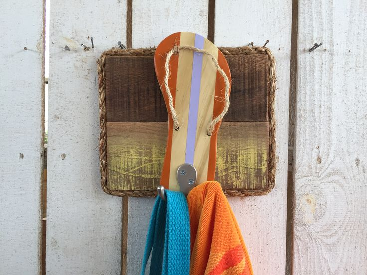 Realtor Closing Gift, New Home Gift, Reclaimed Wood Wall Art, Outdoor Shower Hooks, Entryway Organizer, Pool Towel Rack, Dog Leash Holder by FunkieJunkEmporium on Etsy