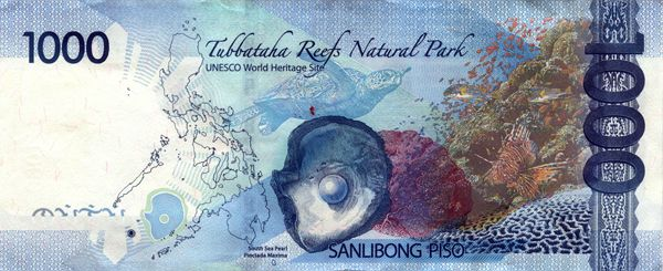 The design of the Philippine Peso Bills