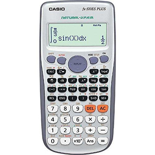 Casio Fx-570es Fx570es Plus 2-line Display Scientific Marix Vector Calculations Calculator with 417 Functions Limited Edition. by Casio http://www.newlimitededition.com/casio-fx-570es-fx570es-plus-2-line-display-scientific-marix-vector-calculations-calculator-with-417-functions-limited-edition-by-casio/ Casio Fx-570es Plus 2-line Display Scientific Marix Vector Calculations Calculator with 417 Functions Casio Fx-570es Plus 2-line Display Scientific Marix Vector Calculations Calculato..