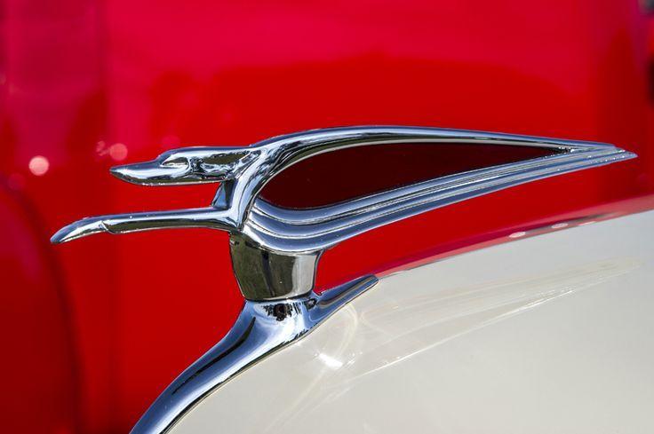 1937 Ford Deluxe Car Hood Ornaments Hood Ornaments Car Emblem