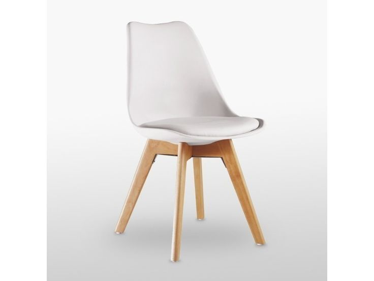 Scandinavian Chair White Lorenzo Upholstered Seat Sale Of Home Design International Conforama Chair Des Scandinavian Chairs Upholstered Seating Chair