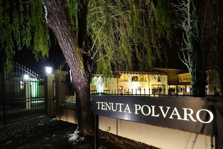 La location che ospita la finale del Festival Triveneto del Baccalà, la bellissima Tenuta Polvaro ad Annone Veneto (Venezia)  #festivalTrivenetoBaccalà #Tagliapietra
