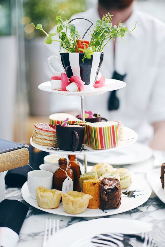 What Olivia Did...: The Best London Afternoon Teas...