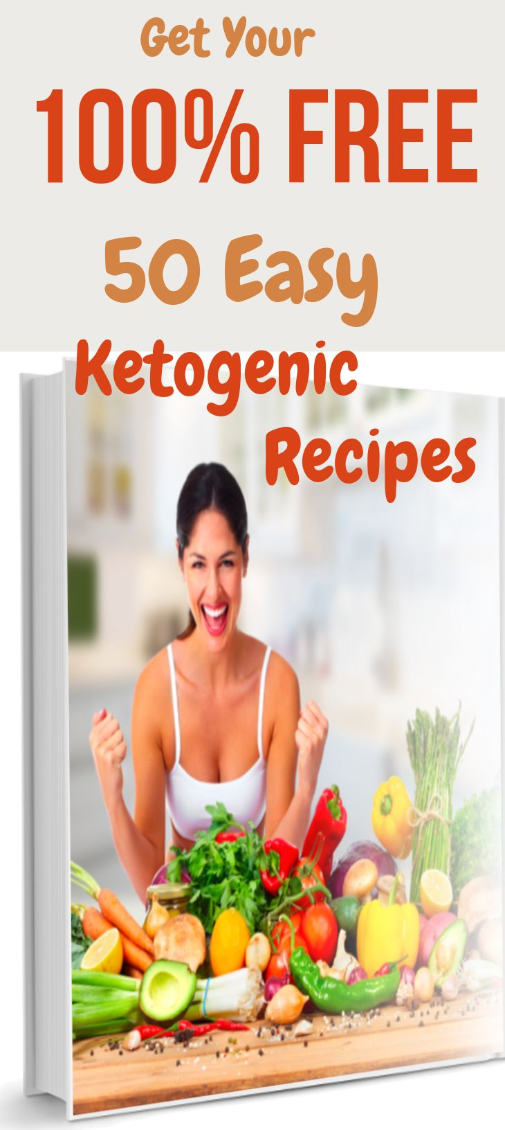 Simply Tasty Ketogenic Cookbook 100% FREE!