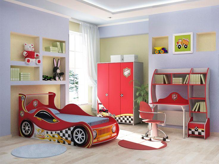 Как выбрать мебель для мальчика до 7 лет