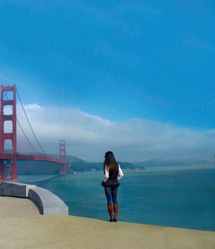 Golden gate , San Francisco