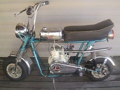 RUPP MINIBIKE- 1968 XL350