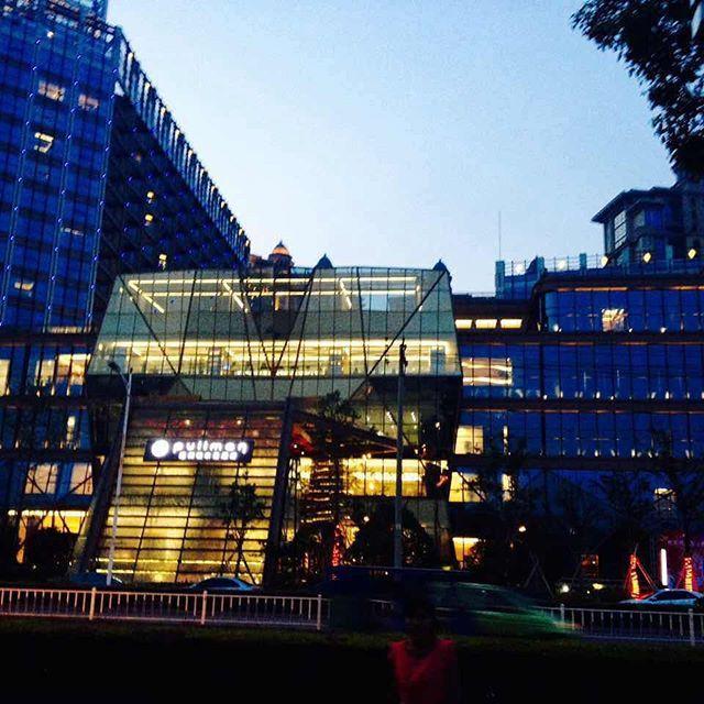 Pullman 5 stars hotel in Wenzhou