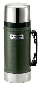 Your traditional Stanley Thermos Vacuum Flask. 122 year old technology that you would miss if you didn't have it.