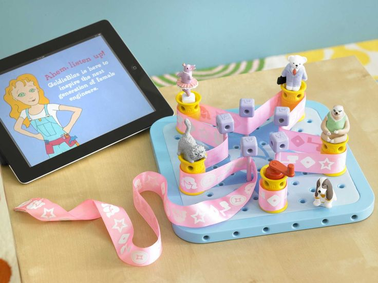 A great new toy to inspire girls to embrace engineering... #jenerositymktg