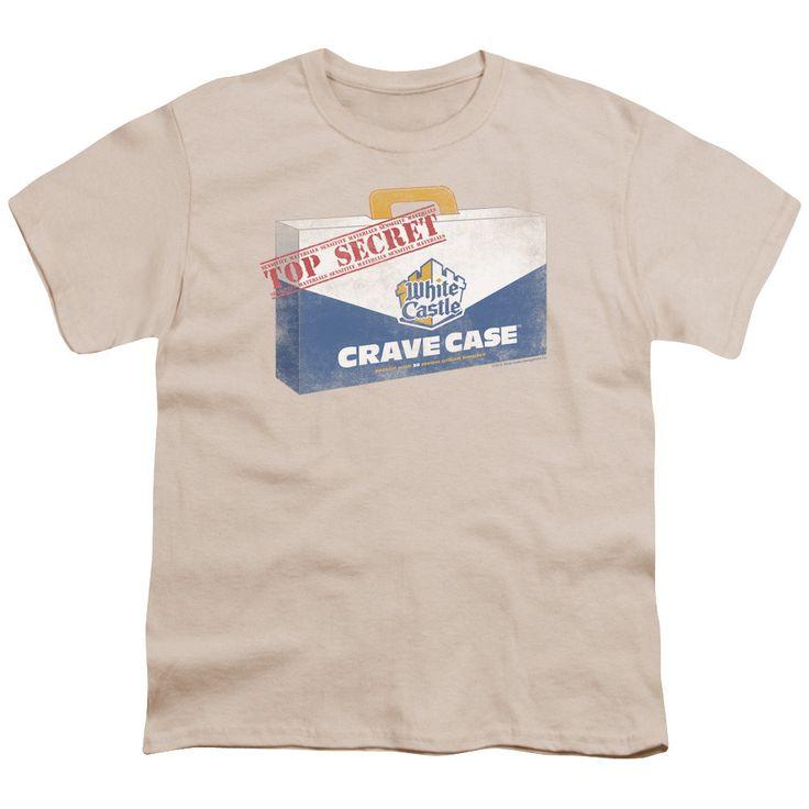 White Castle: Crave Case Youth T-Shirt