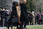 Michelle Obama and Barack Obama Photos Photo
