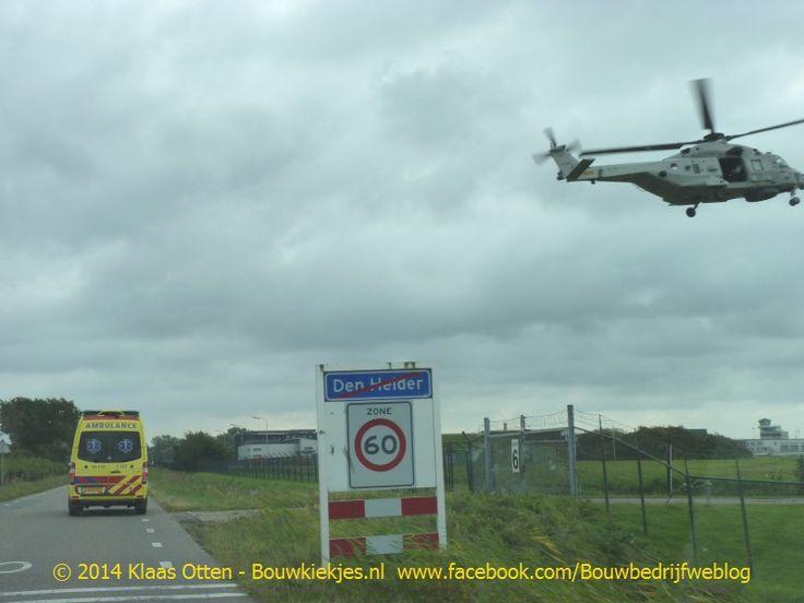 Ook dit is Den Helder!  Den Helder Airport
