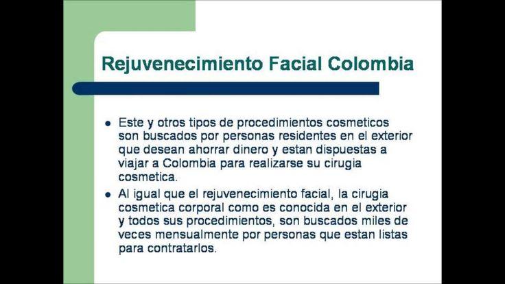 http://cirugiaplastica.encolombia.com.co La Cirugia Plastica en Colombia es uno de los servicios mas buscados por personas que residen en el exterior. Cuando...