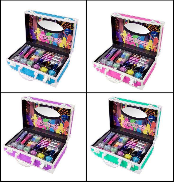#color #maletin #sombras #maquillaje #flashmob #neon #fluor