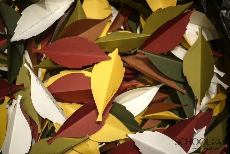 #fall#falling#fallen leaves#paper#An autumn#breeze blows# softly#SCHOOLinthepaper. http://blog.naver.com/story_5/220132490623 http://schoolinthepaper.kr