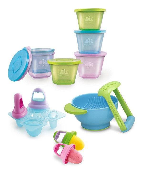 Another great find on #zulily! Fresh Feeding Set by NUK #zulilyfinds