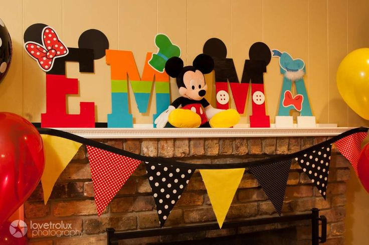 Mickey Mouse Clubhouse Birthday Party Ideas | Photo 19 of 21 | Catch My Party