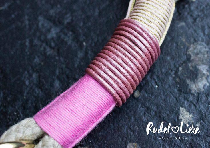 Pretty in Pink! Halsband und Leine für deine Fellnase ❤️www.rudelliebe.de //  #hund #frenchbulldog #dog #dogs #halsband #dogsofinstagram #goldenretriever #instadog #dogstagram #dogoftheday #dogs_of_instagram #retriever #labrador #dobermann #instapets #puppy #bestwoof #dalmatiner #hundehalsband #labrador #labradoodle #jackrussel #mops #pets_of_instagram #irishsetter #australianshepherd #beagle #französischebulldogge #dalmatiner #dackel #magyarvizsla