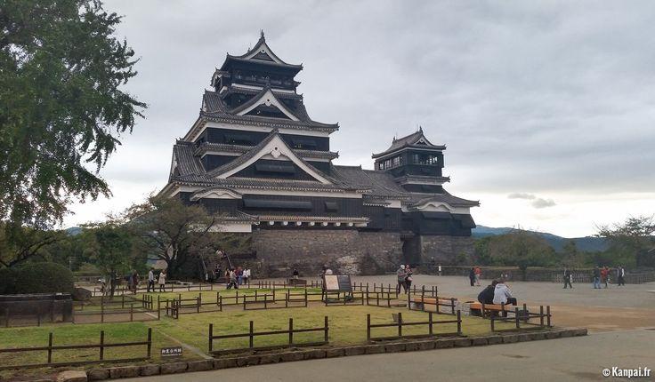 Non loin de Kamitori et Shimotori, principales artères commerçantes du centre-ville, et juste en face de la mairie, le château de Kumamoto illustre bien la définition du post-modernisme japonais. Tout d'abord, il en...